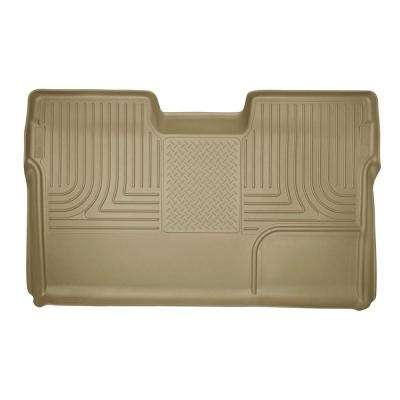 2nd Seat Floor Liner (Full Coverage) Fits 09-14 F150 SuperCrew