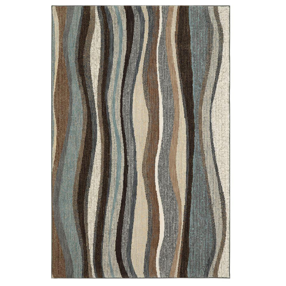 Bolero Multi 8 ft. x 11 ft. Area Rug