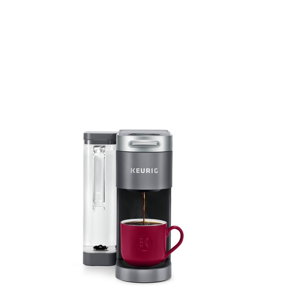 Keurig® K-Supreme™ Single Serve Coffee Maker MultiStream Technology™ in Grey