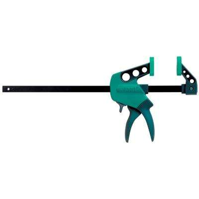AccuGrip 12 in. One-Hand Bar Clamp and 20 in. Spreader