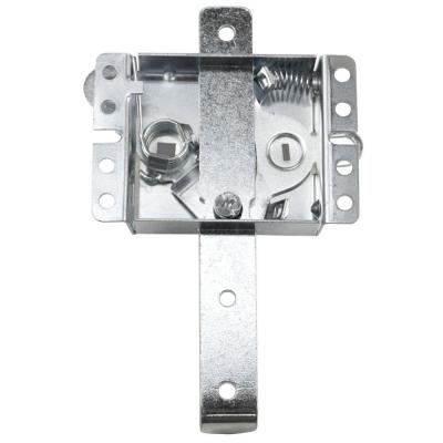Reversible Garage Door Side Lock
