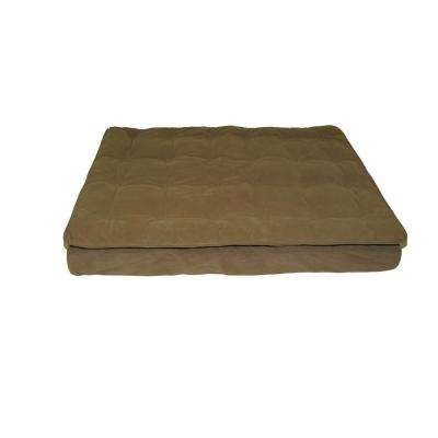 Medium Sage Luxury Pillow Top Mattress Bed