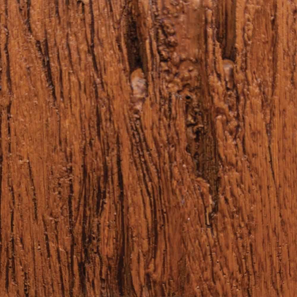 Garage Door Composite Material Sample In Pecky Cypress