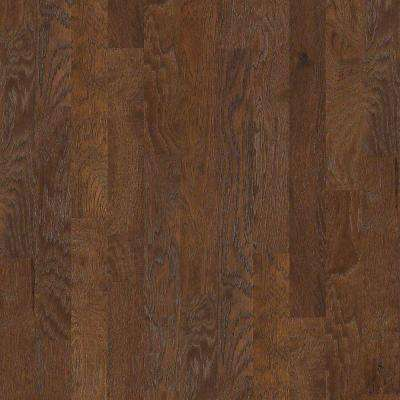 Take Home Sample - Riveria Vintage Hickory Click Engineered Hardwood Flooring - 5 in. x 8 in.