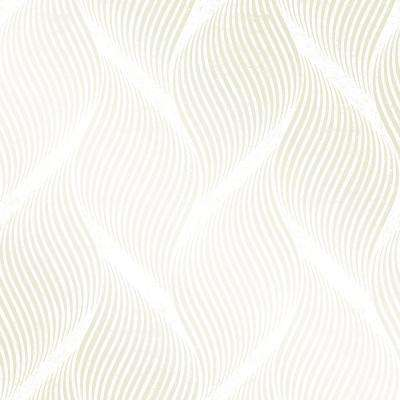 Wave Prosecco Self-Adhesive Removable Wallpaper