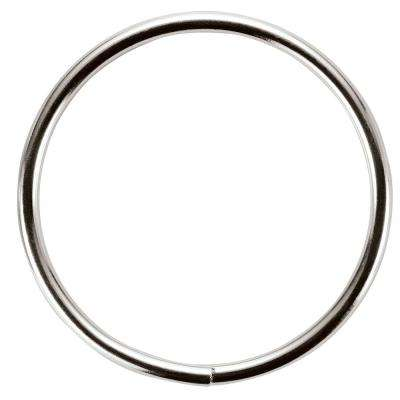1 in. 2 lb. Lanyard Split Ring (5-Piece)