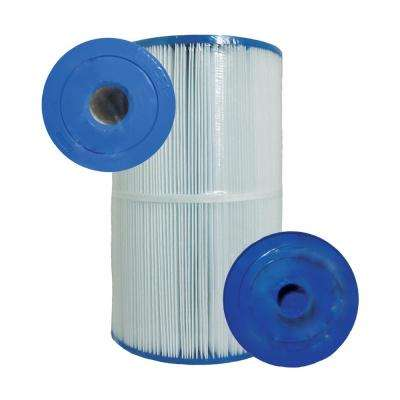 8000 Series 8-7/16 in. Dia x 14 in. 80 sq. ft. Replacement Filter Cartridge with 2-1/2 in. Opening