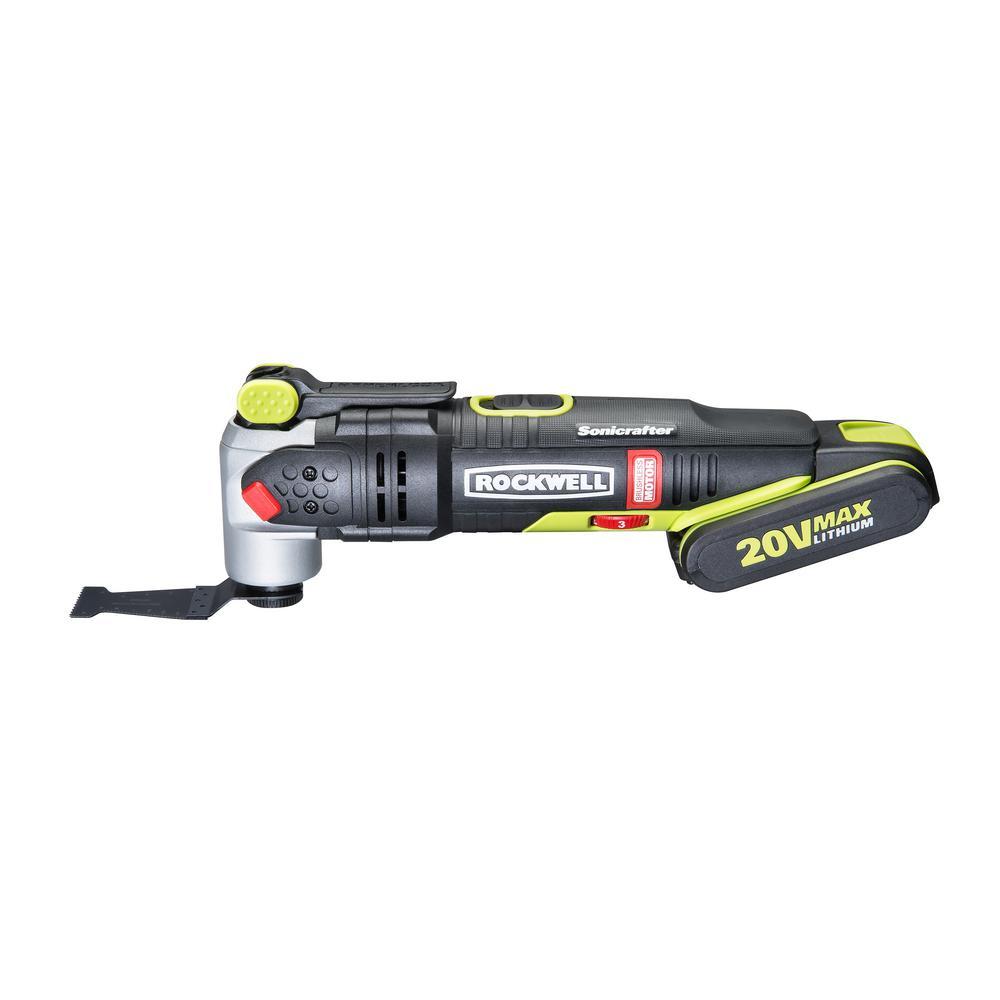 98def5ba855 Cordless - Oscillating Tools - Power Multi Tools - The Home Depot