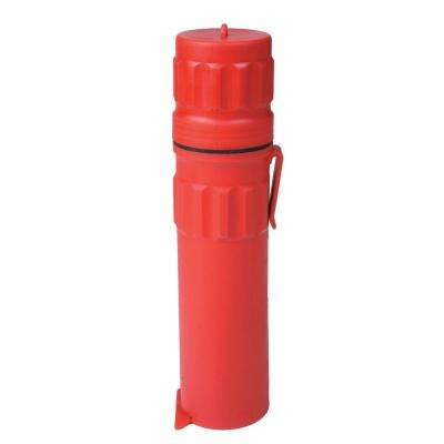 14 in. Polyethylene Stick Electrode Storage Container