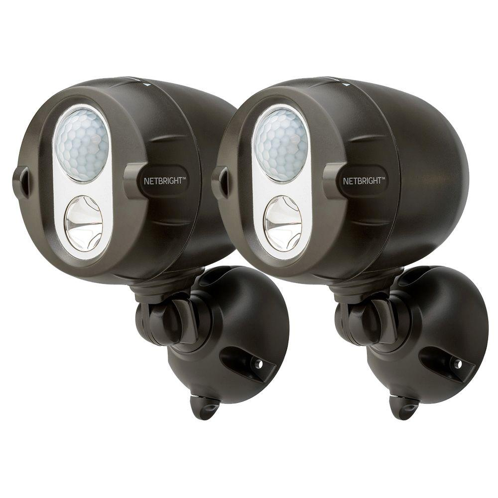 Mr Beams Networked Wireless Motion Sensing Outdoor Led