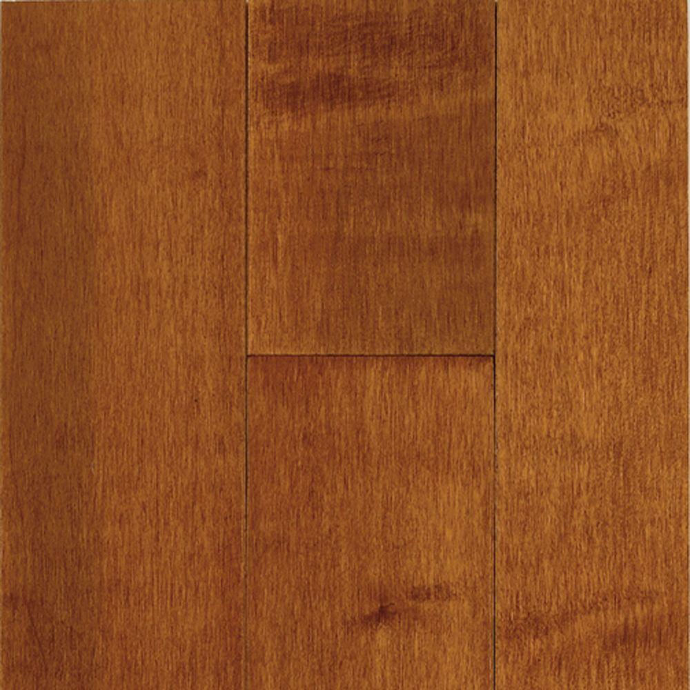 Prefinished Taun Solid Hardwood Flooring 5 8 X 4 3 4: Heritage Mill Scraped Vintage Maple Ginger 3/8 In. X 4-3/4