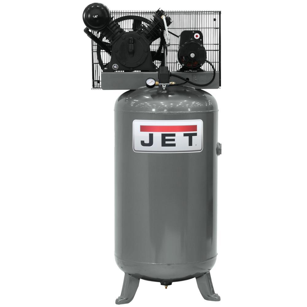Jet 80 Gal Vertical Air Compressor 506801 The Home Depot