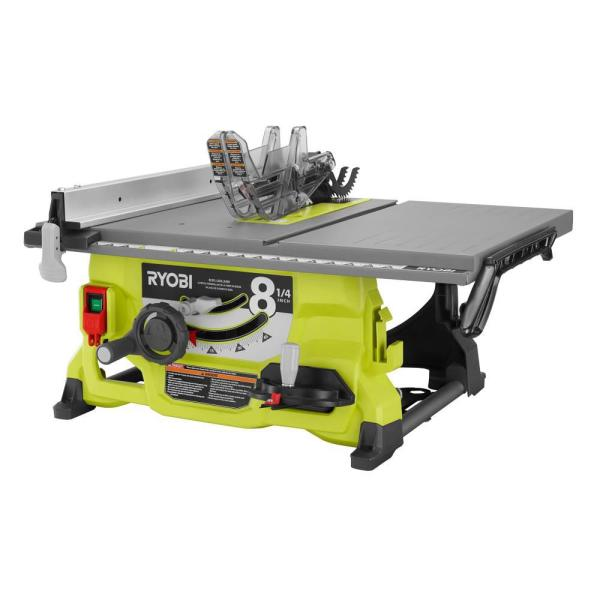 13 Amp 8-1/4 in. Table Saw