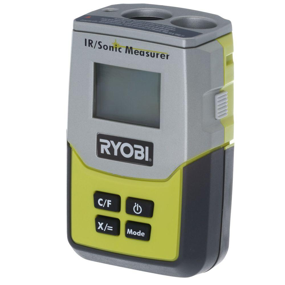 Ryobi 9-Volt Pocket Infrared Thermometer