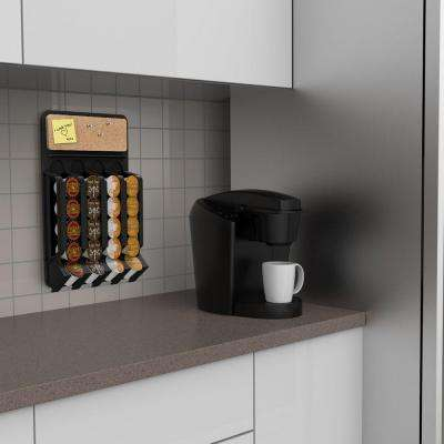 Mounty 20 K-Cup Fridge/Wall Mount K-Cup Dispenser