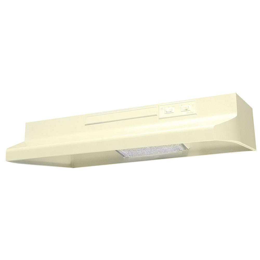 AV Series 21 in. Under Cabinet Convertible Range Hood with Light