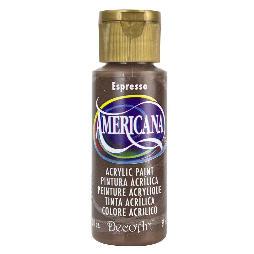 Americana 2 oz. Espresso Acrylic Paint