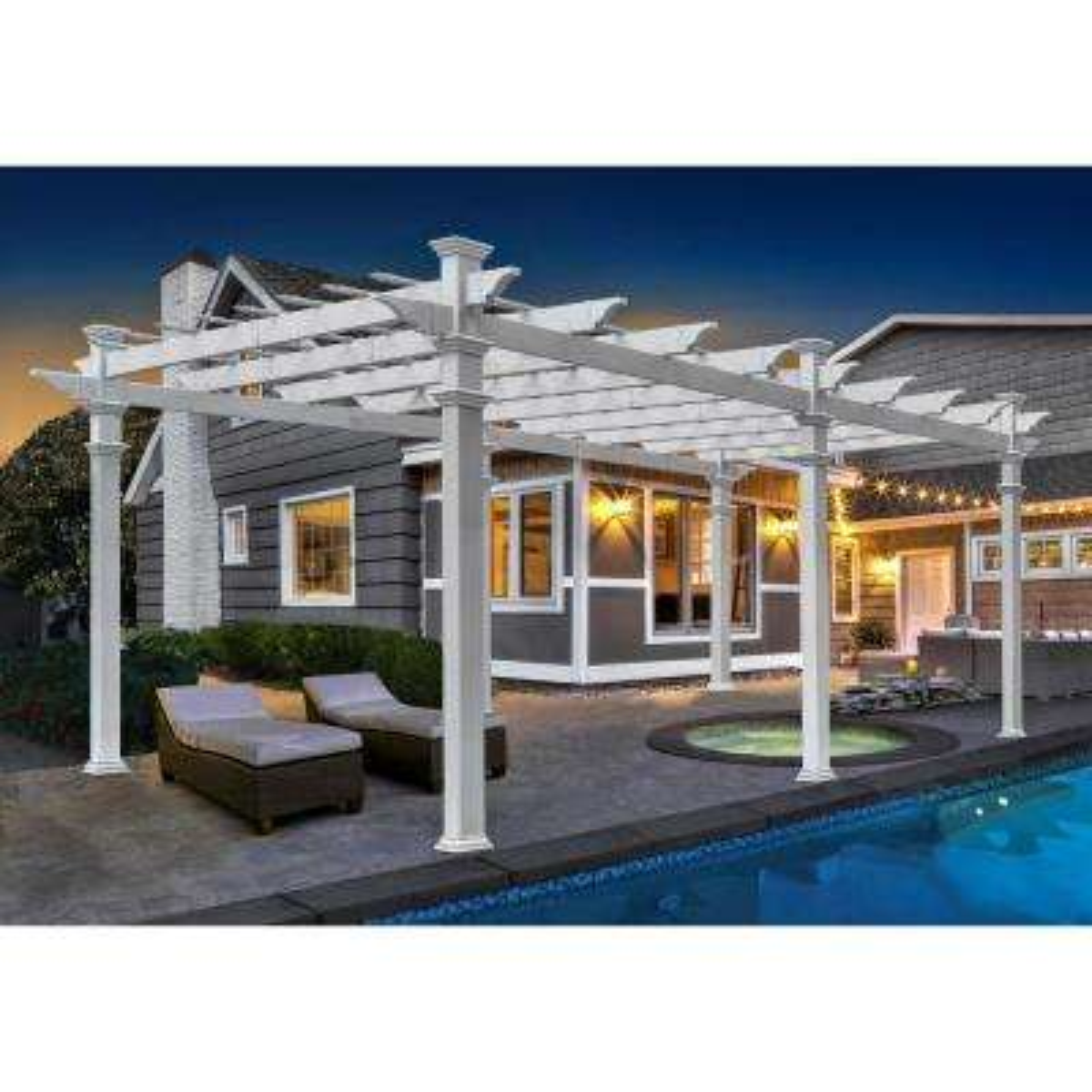 Pergolas - Shade Structures - The Home Depot