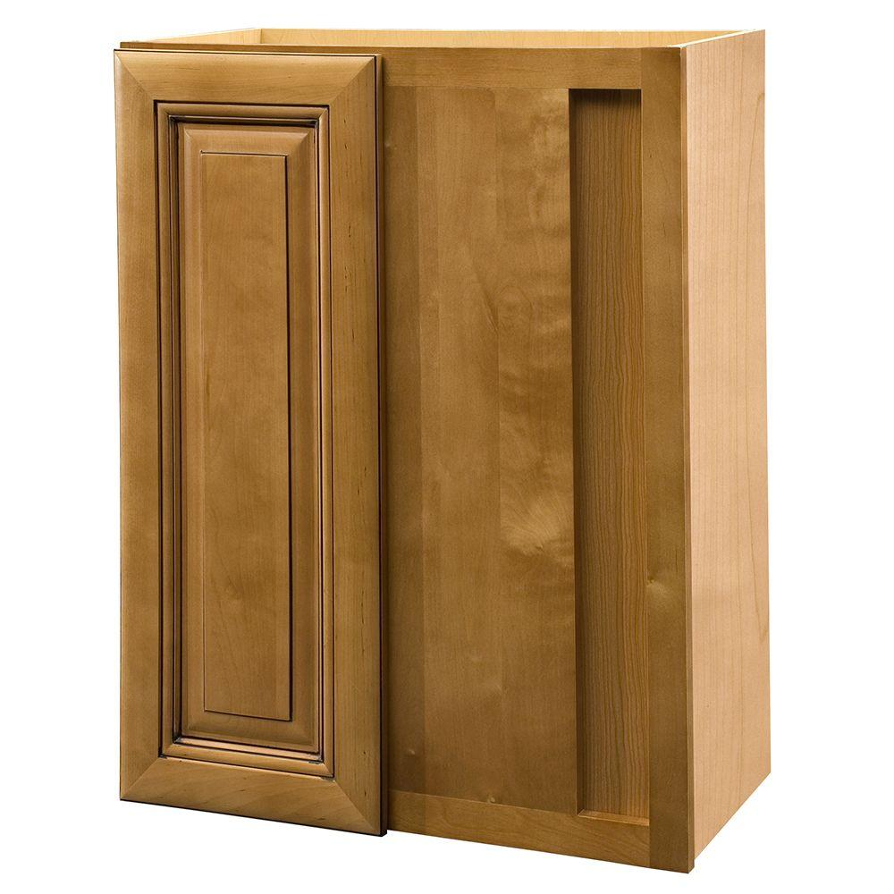 Home decorators collection lewiston assembled 24x30x12 in for Individual kitchen cupboards