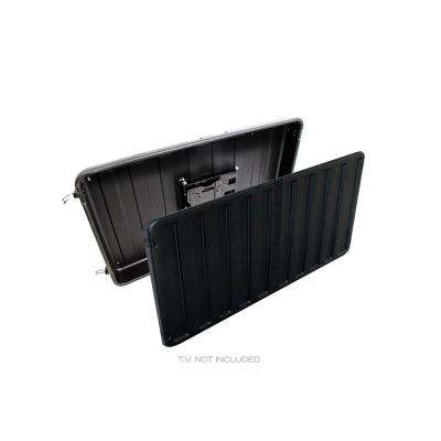 Outdoor TV Hard Cover Weatherproof Protection 45 in  - 55 in  Television  Mounting Bracket Included