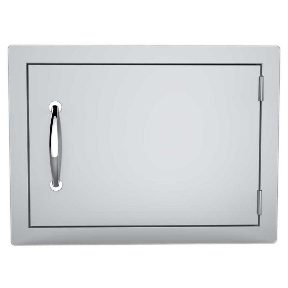 Classic Series 14 in. x 20 in. 304 Stainless Steel Horizontal