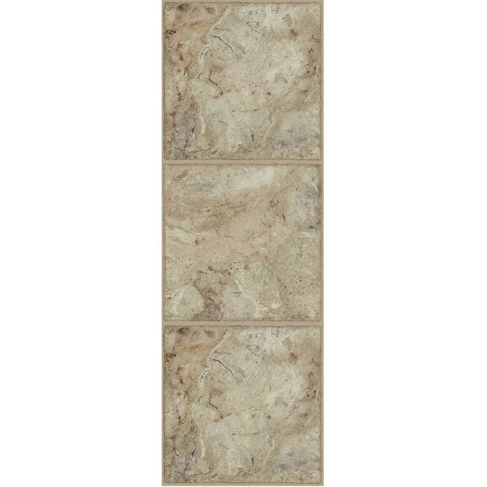 Trafficmaster allure 12 in x 36 in shale grey luxury vinyl tile trafficmaster allure 12 in x 36 in shale grey luxury vinyl tile flooring 24 sq ft case 26013 the home depot dailygadgetfo Image collections