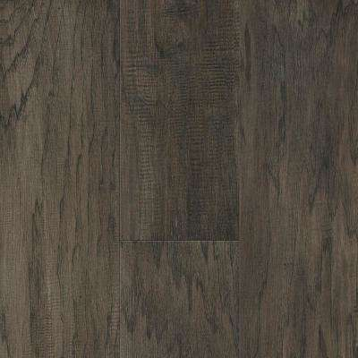 Take Home Sample - Drift Gray Hickory Waterproof Engineered Hardwood Flooring - 5 in. x 7 in.