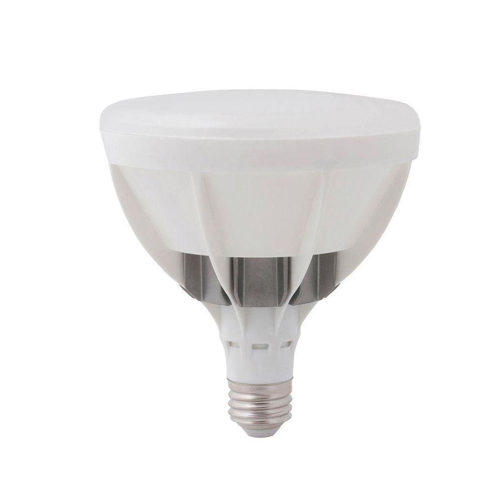 EcoSmart 90W Equivalent Soft White (2700K) BR40 LED Flood Light Bulb (3-Pack)