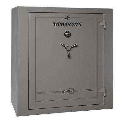 Ranger 54 cu. ft. 68-Gun 60 Minute Fire Resistant U.L. Mechanical Lock Gun Safe, Gunmetal