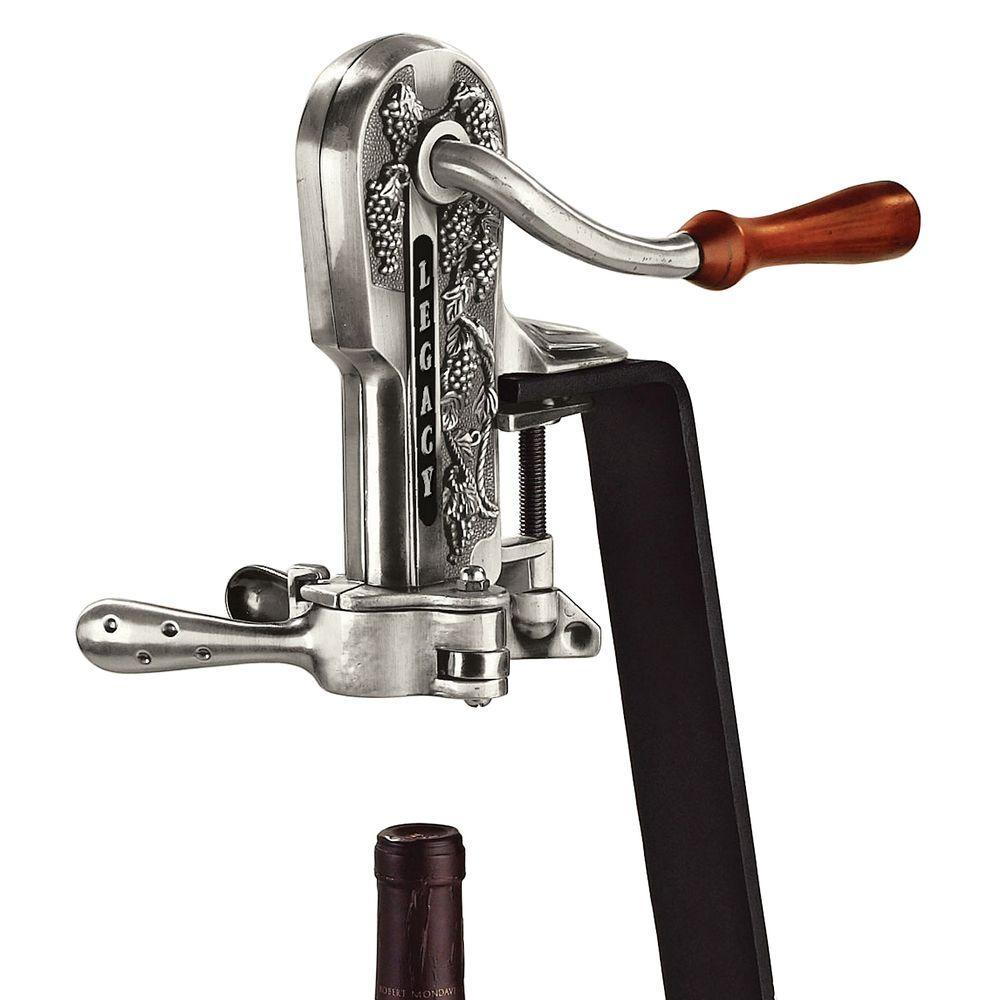 Legacy Corkscrew (Antique Pewter)