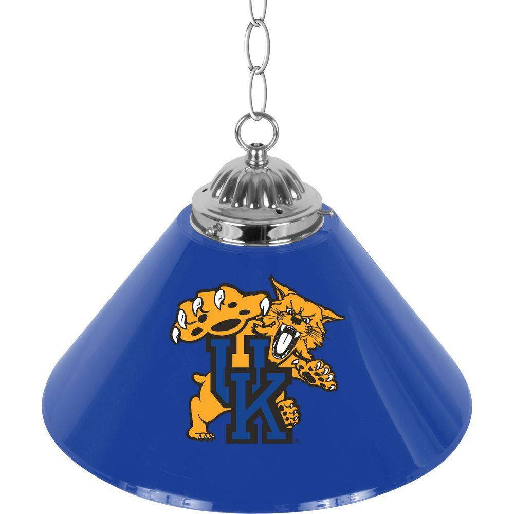 Trademark University Of Kentucky Wildcats Shade Bar Lamp