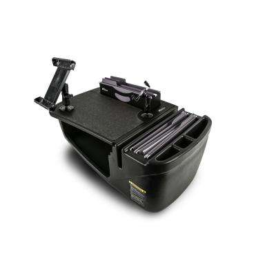 Efficiency FileMaster Black with X-Grip Phone Mount and iPad/Tablet Mount