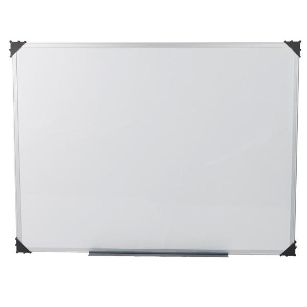 36 in. x 48 in. Wall Mount Magnetic Dry Erase White Board
