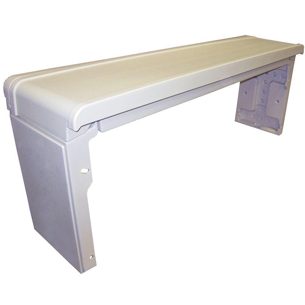 Ultra Series 12 in. Polyethylene Cellar Door Extension