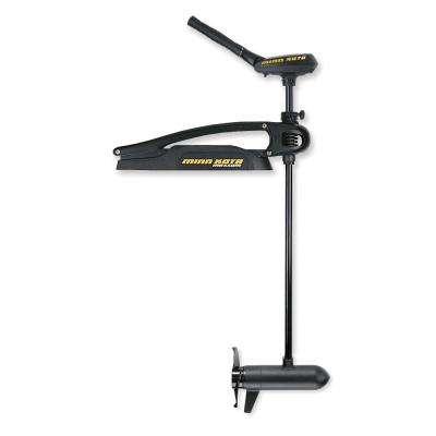 52 in. 70 lbs. 24-Volt Maxxum Trolling Motor with Hand Control