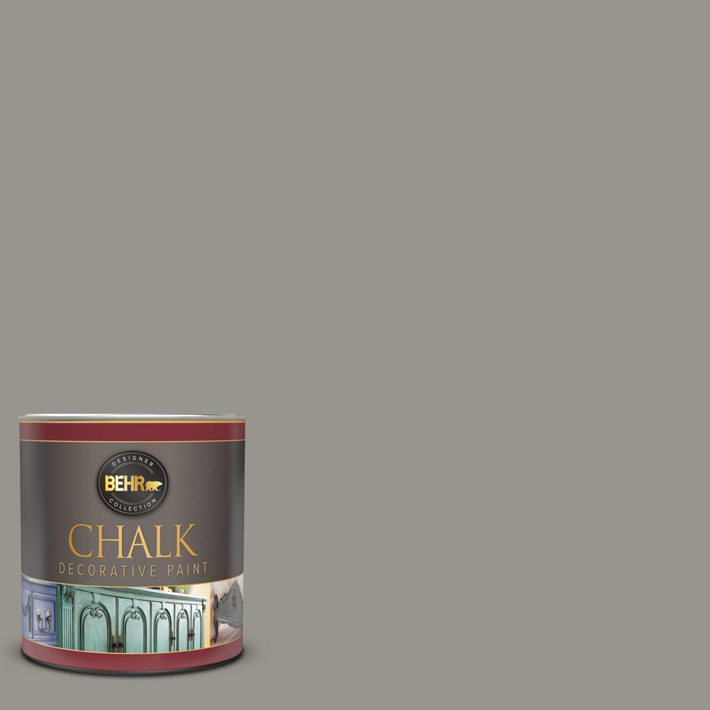 1 qt. #N360-4 Battleship Gray Interior Chalk Decorative Paint