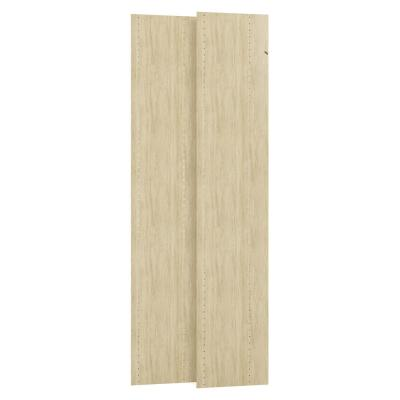 14 in. x 72 in. Harvest Grain Wood Vertical Panels (2-Pack)