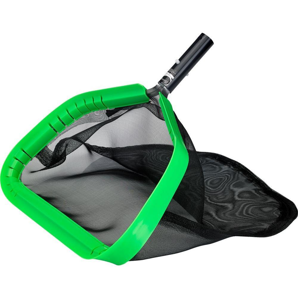 Leaf Rake with Deep Bag