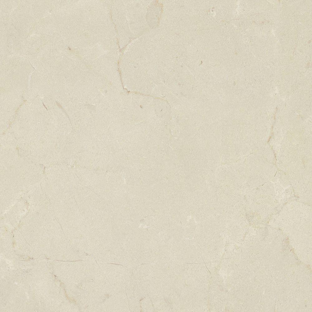 5 in. x 7 in. Laminate Sample in Marfil Cream Scovato