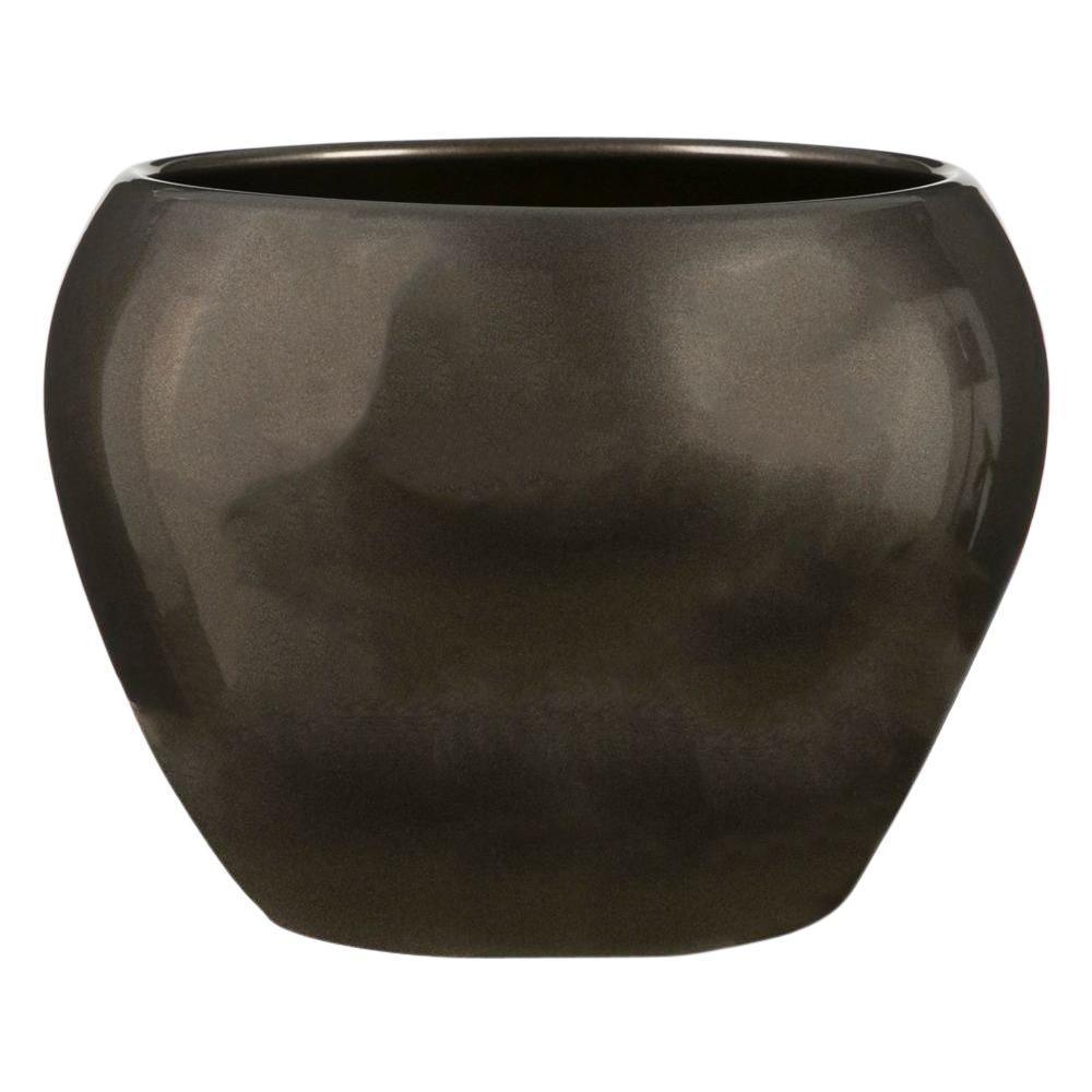 6 in. Dia Royal Shine Pot