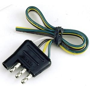 reese towpower towing lights wiring 74124 64_300 25 ft trailer wire harness with full ground br59373 the home depot wishbone wiring harness at alyssarenee.co
