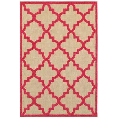 Pink - Outdoor Rugs - Rugs - The Home Depot