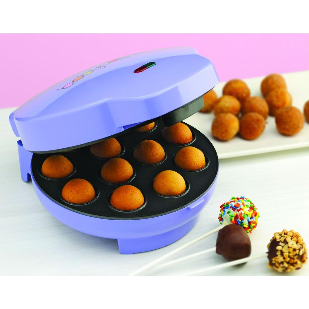 babycakes mini cake pop maker 3065 the home depot. Black Bedroom Furniture Sets. Home Design Ideas