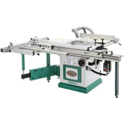 10 in. 7-1/2 HP 3-Phase Extreme-Series Sliding Table Saw