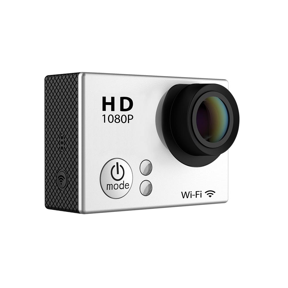 iPM 1080p HD Waterproof Sports Action Camera with Wi-Fi