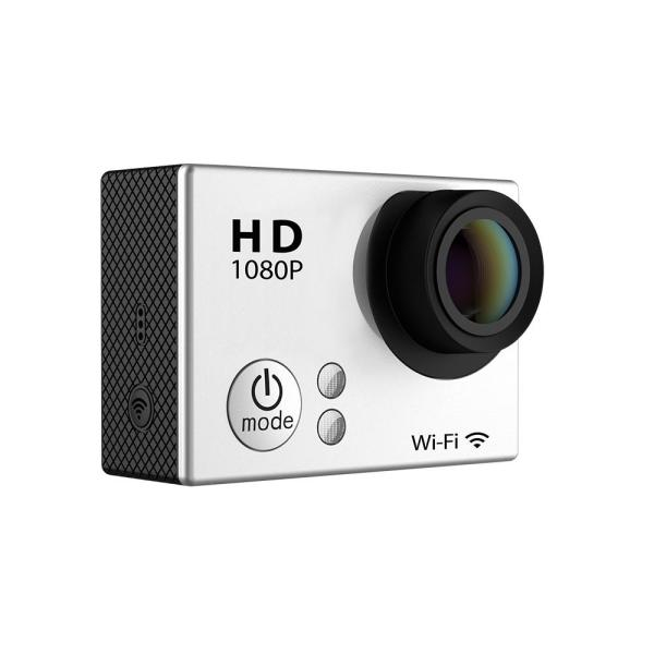 1080p HD Waterproof Sports Action Camera with Wi-Fi