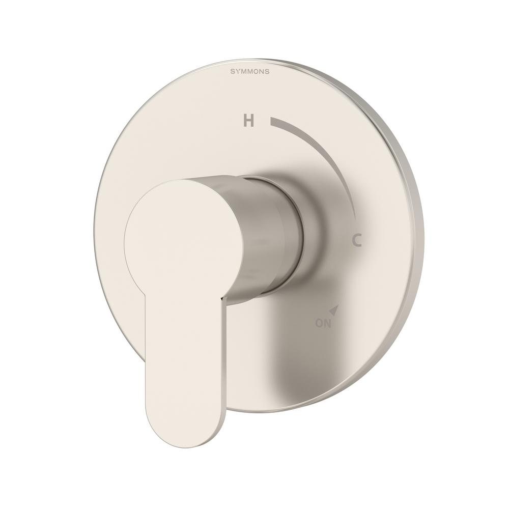 Identity 1-Handle Pressure Balance Shower Valve in Satin Nickel