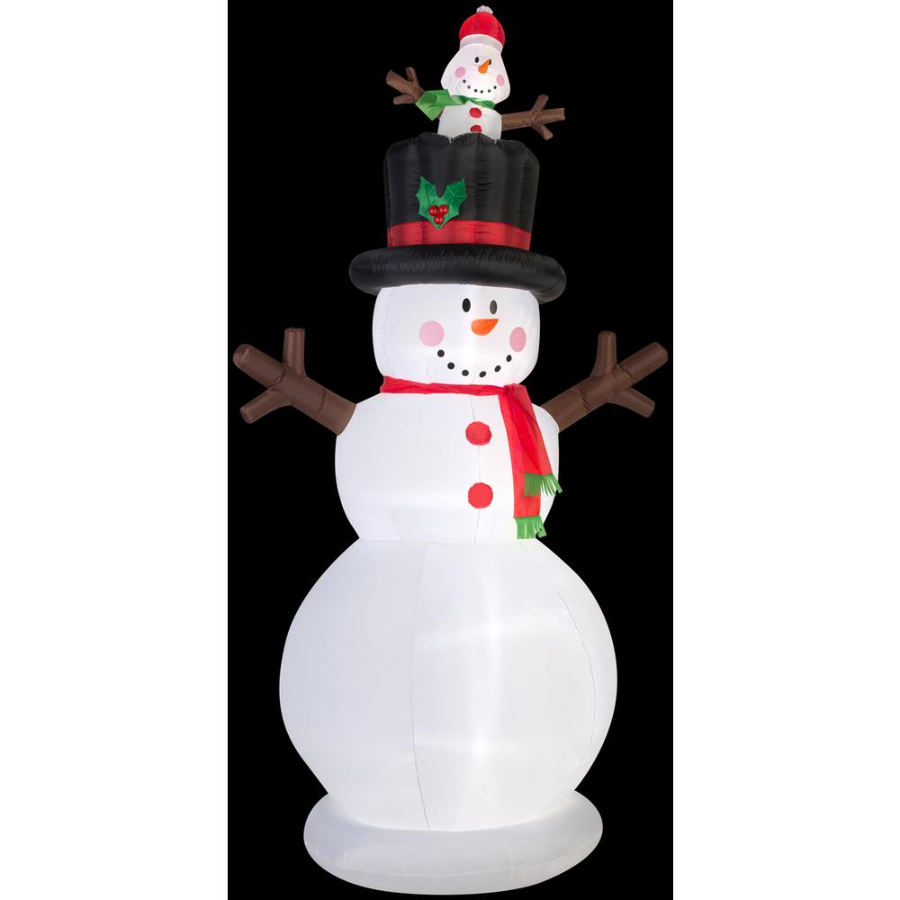 Stake/stand included - Christmas Inflatables - Outdoor Christmas ...