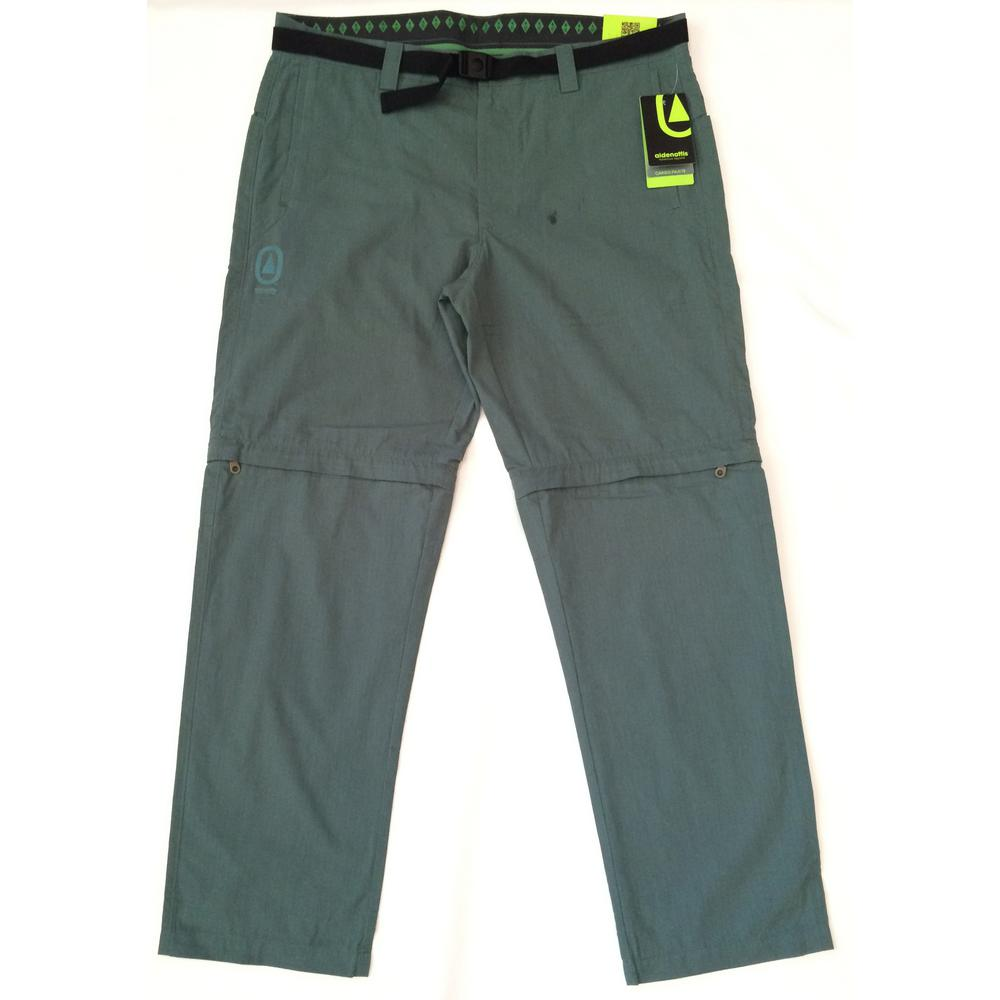 Ripcord Convertible Men's 36 in. Mallard Pant
