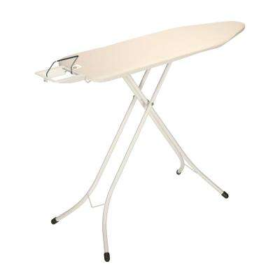 49 in. x 15 in. (124 x 38 cm) Ironing Board B with Steam Iron Rest